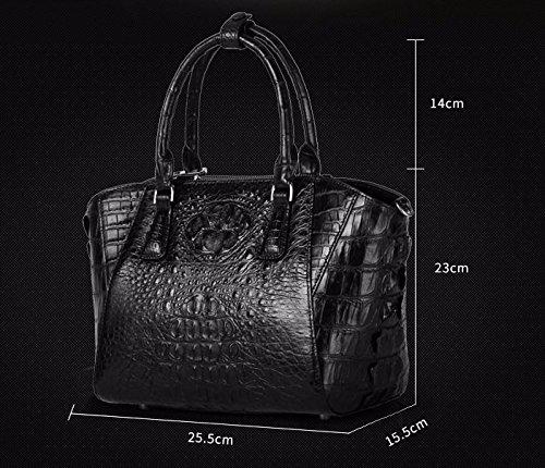 lpkone-Des sacs sac Messenger sac dames sac à main de luxe sac motif crocodile Purple