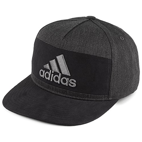 Adidas Heather Block Casquette de golf homme Taille unique noir