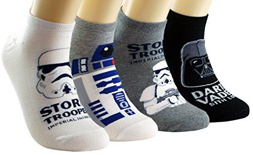 DASOM Calcetines de Star Wars