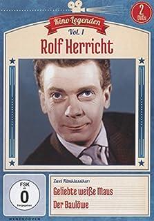 Rolf Herricht - Geliebte weiße Maus/Der Baulöwe - Kino-Legenden Vol. 1 [2 DVDs]