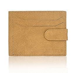 Laurels Diplomat Tan Mens Wallet (Lwc-Dip-06)
