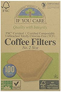 If You Care Coffee Filters - Cone #2