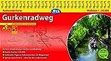 Kompakt-Spiralo BVA Gurkenradweg 1:50.000, GPS-Track-Download: Erlebnisradeln im Spreewald