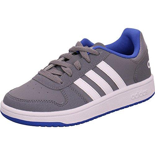 adidas Unisex Kids Hoops 2.0 Basketball Shoes