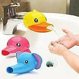 Voberry Wasserhahn Extender, Wasserhahn Extender Sink Griff Erweiterung für Kleinkind Kind Badezimmer Kinder Handwäsche Bad Küche (B)