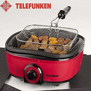Telefunken 22366 Cuiseur Multifonction 36 x 33 x 23,5 cm