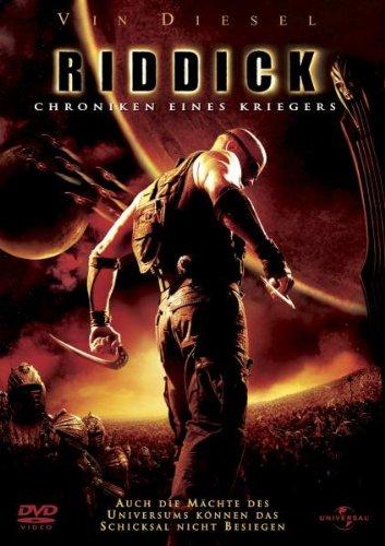 Universal/DVD Riddick - Chroniken eines Kriegers (Einzel-DVD)