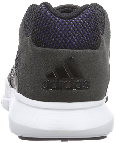 Adidas - Running - gym warrior noir (Core Black/Iron Met./Night Flash S15)