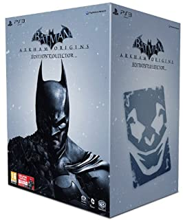 Batman Arkham Origins - édition collector (B00DQJE40O) | Amazon price tracker / tracking, Amazon price history charts, Amazon price watches, Amazon price drop alerts