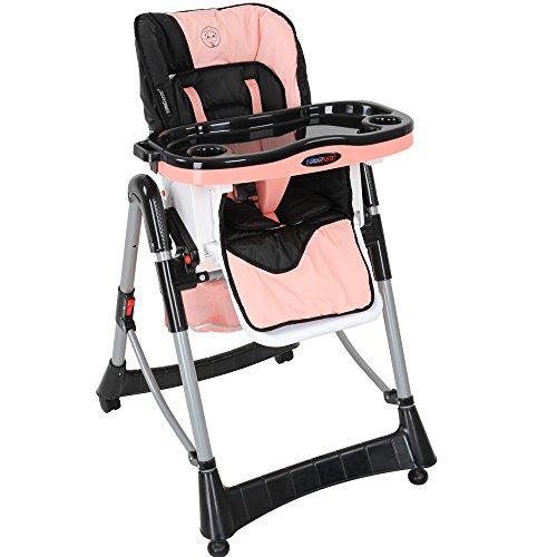 Infantastic trona para beb regulable en altura color - Chaise haute pas chere pour bebe ...