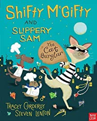 Shifty McGifty and Slippery Sam: The Cat Burglar by Tracey Corderoy (2015-07-02)