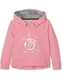Bench Graphic Hoody-Sun, Sweat-Shirt à Capuche Fille