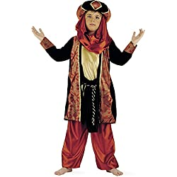 Limit Sport - Disfraz de tuareg caldera para niños, talla 3 (MI314)