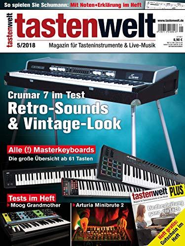 Masterkeyboards Übersicht- Tastenwelt - Klavier Piano Keyboard