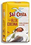 Sal Costa - Sal marina para hornear - 2 Kg - [pack de 3]