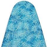 Encasa Homes Premium Ironing Board Cover with Felt Pad - Batik Print