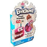 Squish, connect and create with Bunchems! The colorful little balls that stick to each other and build like no other. The Bug Creation Pack allows you to build 1 of 3 amazing 3D bug creations! Use 60 Bunchems to build a fuzzy ladybug, a daring dragon...