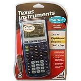 TI-83 Plus.fr Calculatrice Graphique Programmable Par Applis, Avec Cable USB - Pour Lycée Général et Etudes Supérieures - Texas Instrument
