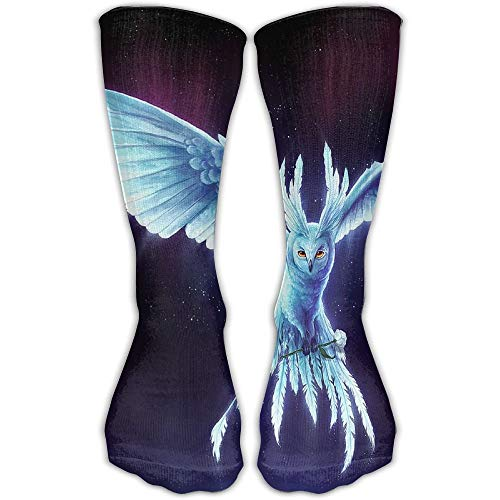 Jxrodekz Fantasy Eagle Wings Unique Novelty Long Sock Crew Athletic Tube High Stockings - Eagle Wings Kostüm