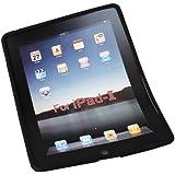 Black Silicon Case Handy Schutz Hülle Tasche für Apple iPad2