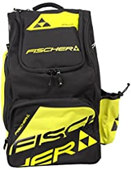 Fischer Backpack Race 55L Black/Yellow