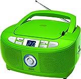 AEG SR 4379 Stereoradio mit CD, LED Display grün
