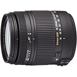 Sigma Objectif Macro 18-250 mm F3,5-6,3 DC OS HSM - Monture Canon