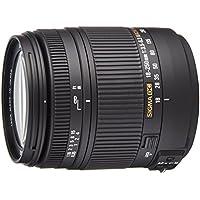 Sigma 883306 - Objetivo para Nikon (distancia focal 18-250 mm, apertura F3.5-6.3 DC macro, zoom óptico 2.9x, estabilizador), color negro
