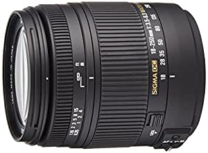 Sigma 18-250 mm f/3.5-6.3 DC Macro OS HSM Lens for Nikon