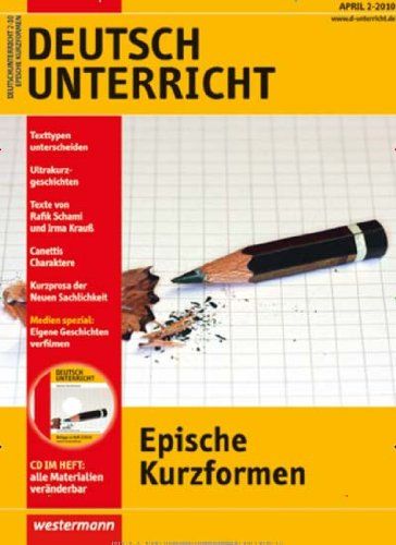 Deutschunterricht [Jahresabo]