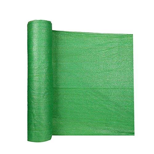 HUO L'échafaudage de Fabrication de Jardin Vert maillent Le réseau Anti-UV Net de la poussière 2 * 100m (Couleur : Vert, Taille : 2 * 100m)