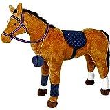 Spiegelburg 13453 XXL Pferd Bonnie m. Soundmodul Pferdefreunde