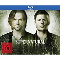 Supernatural: Die kompletten Staffeln 1 - 11 (Limited Edition exklusiv bei Amazon.de) [Blu-ray]