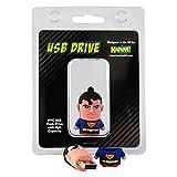 Superman Flash Drive–Clé USB DC Comics Super Man (2GB)