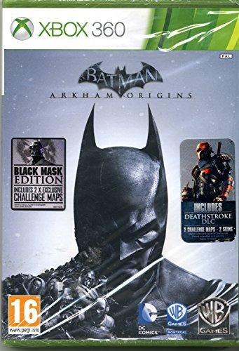 Price comparison product image Batman Arkham Origins - Black Mask Edition