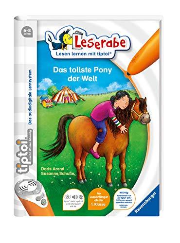 tiptoi® Das tollste Pony der Welt (tiptoi® Leserabe) (Sein Helden Alle Können Wir)