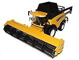 new HolLand Cr9090 Combine MÄhdrescher Gelb 1/32 New Ray Traktor