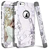 Coque iPhone 6, WE Love Case Coque de Protection en Hard PC Dur Coque iPhone 6S Motif...