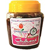 Mali Chetri Pure 100% Natural Gulkand 500 Gram Rose Petal Jam Specially Made With Fresh Pink Rose Flowers. Gulkand...