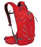 Osprey Men's Raptor 10 Backpack, Red Pepper, 45 x 22 x 19 cm, 10 Liter