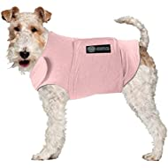 Bh Pet Gear Pink-Calm Coat Extra Sm, Acrylic, Multicolour