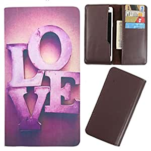 DooDa - For Nokia Asha 502 Dual Sim PU Leather Designer Fashionable Fancy Case Cover Pouch With Card & Cash Slots & Smooth Inner Velvet
