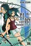 Ga-Rei : La bête enchaînée Edition simple Tome 2
