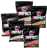 Mainline High Impact Boilies Banoffee; Ø 16mm; 1kg