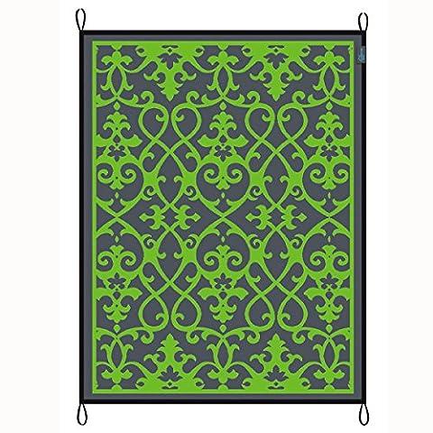 Picknicdecke Campingteppich 180x200cm, Schimmelfrei. Chill Decke, Zeltteppich wetterbeständig. Spielteppich. Strandmatte mit UV Schutz Outdoorteppich Schutz vor Schmutz, Inklusive Tragetasche,