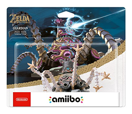 amiibo-The-Legend-of-Zelda-Collection-Wchter-Breath-of-the-Wild
