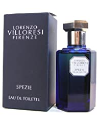 LORENZO Villoresi Florence épices 100 ml Spray Eau de Toilette