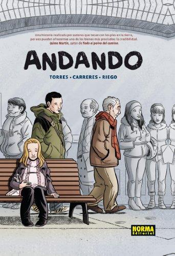 Andando (NÓMADAS) por Albert Carreres