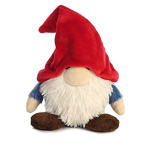 Gnome Hüte (Aurora World 16770 - Plüsch Gnome Tinklink Roter Hut 19)