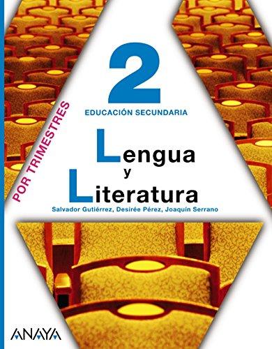 Portada del libro Lengua y Literatura 2. - 9788467802214